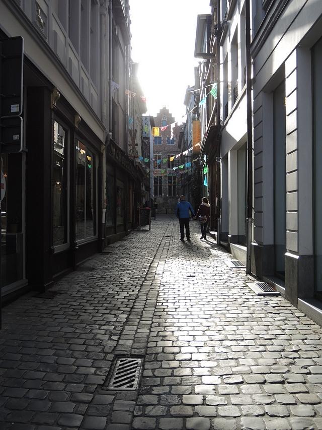 Gent: steegjes
