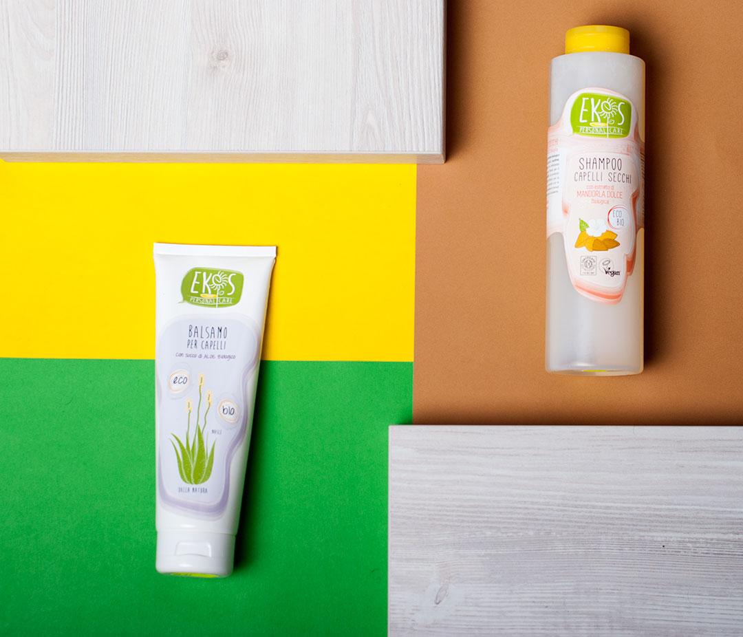 #12 Szampon i odżywka ekologicznej marki Ekos Personal Care - recenzja