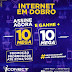 iConect: não perca a promoção internet em dobro