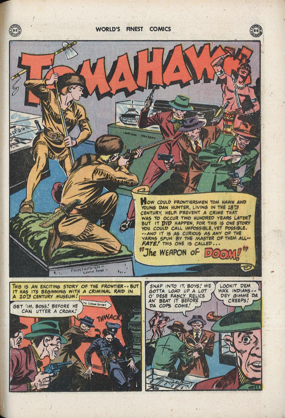 Read online World's Finest Comics comic -  Issue #33 - 37