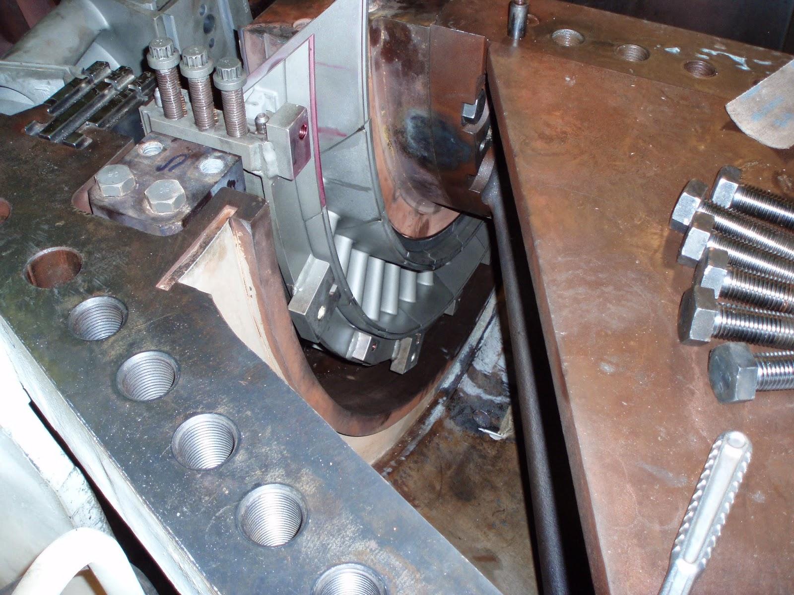 Alstom Frame 5 Turbine Assembling s LEKULE BLOG