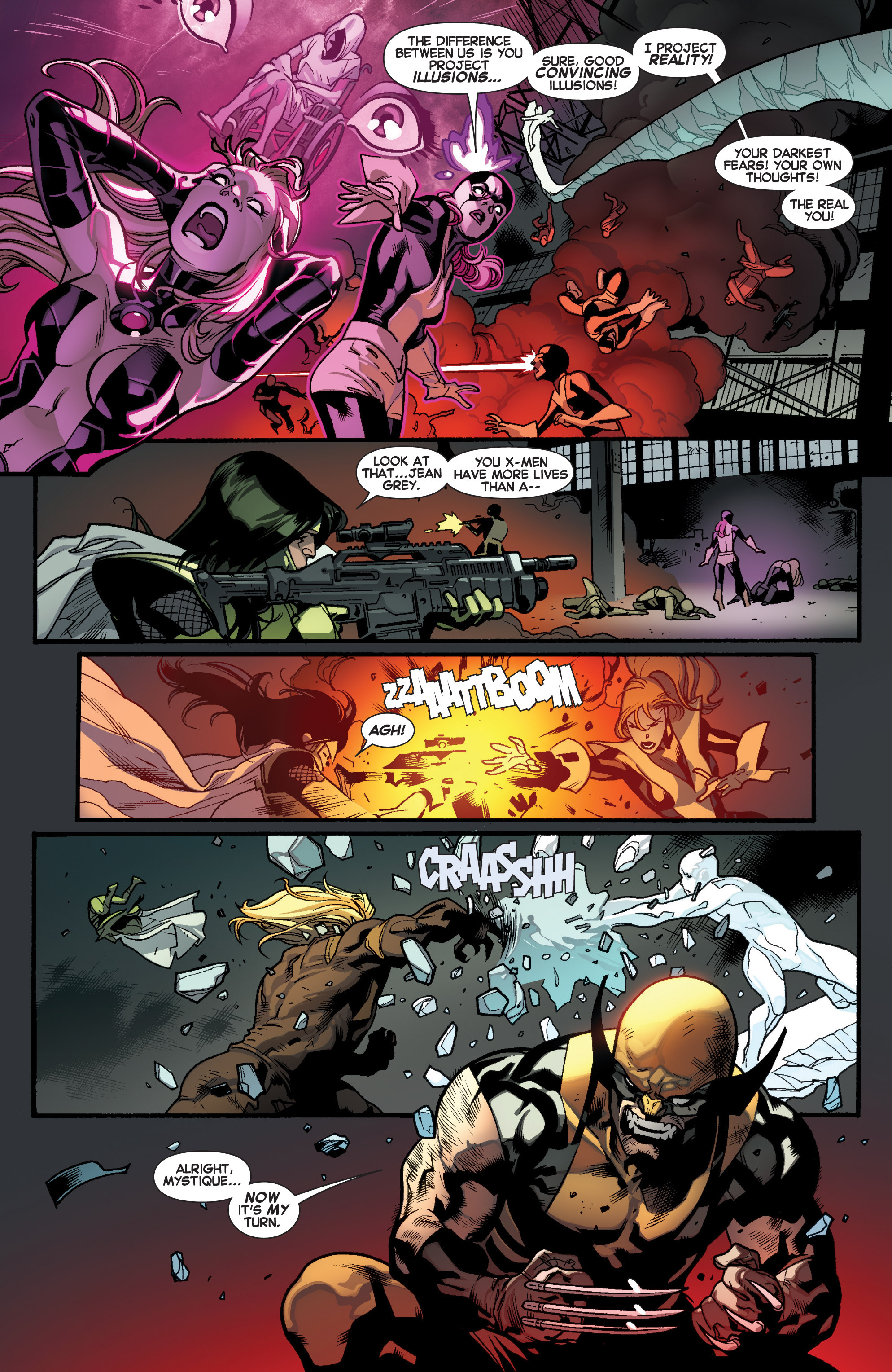 Read online All-New X-Men (2013) comic -  Issue # _Special - Out Of Their Depth - 76