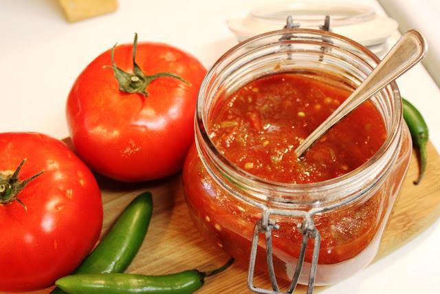 Mexican salsa roja-1