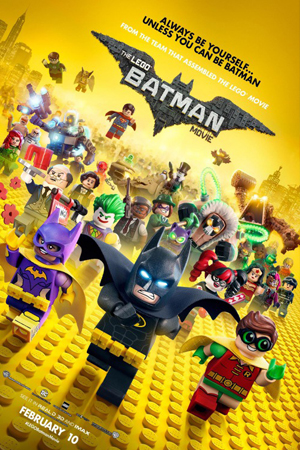 Jadwal THE LEGO BATMAN MOVIE di Bioskop