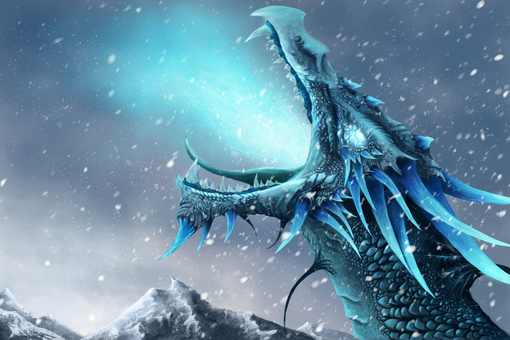 Jashykins why viserion becoming an ice dragon would be cool - Awesome dragon pictures ...