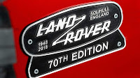 70 Anos Land Rover