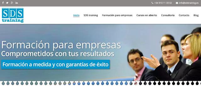 Estrenamos nueva página web: sdstraining.es