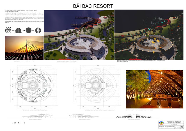 gach bong-11263039_774887472627127_2338174185063696990_o Đồ án tốt nghiệp KTS - Resort bãi Bắc Đà Nẵng