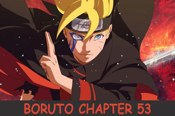 Boruto Chapter 53