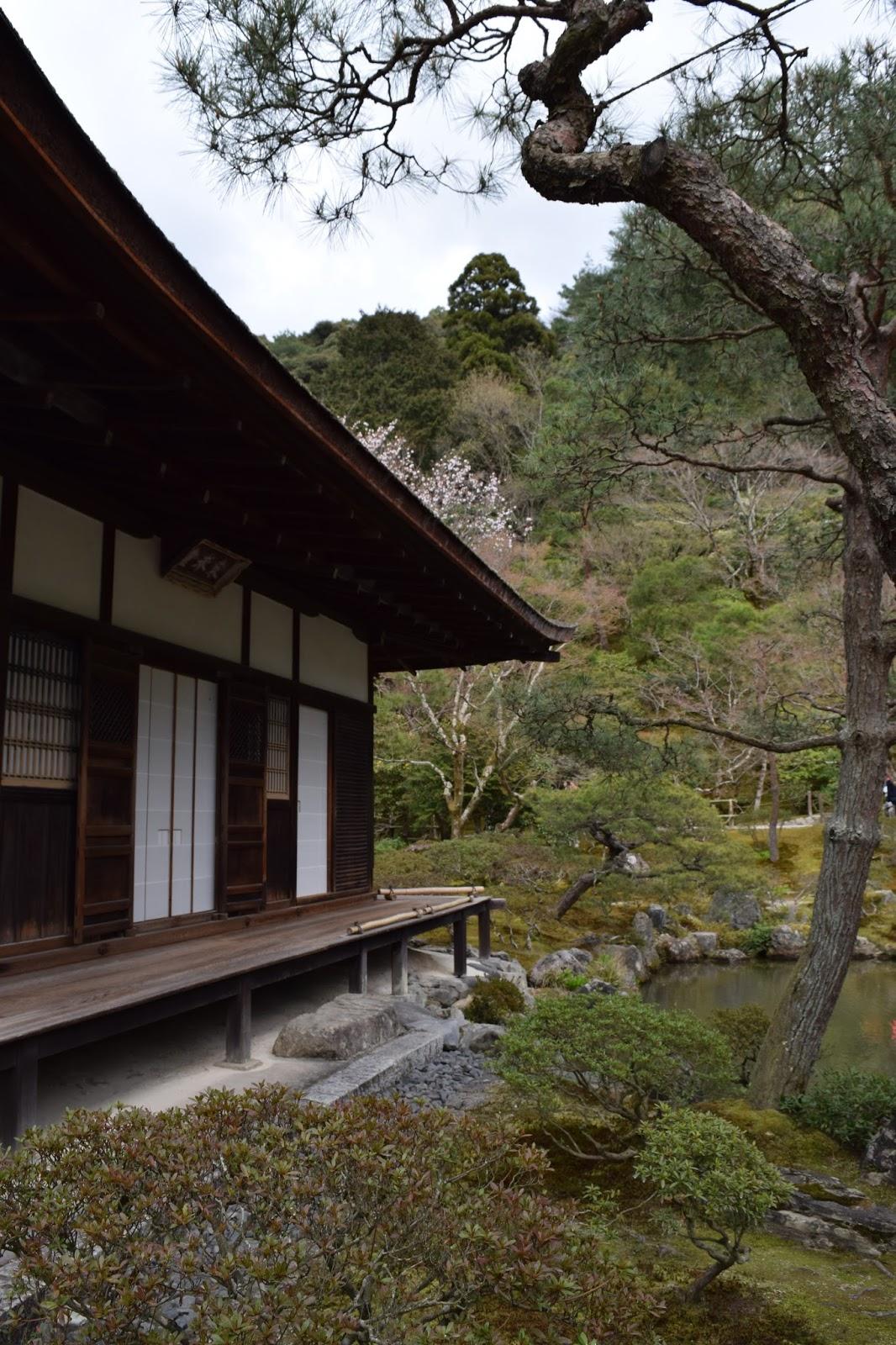 Ginkakuji Kyoto