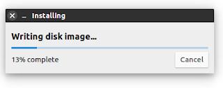 Cara mudah membuat USB bootable di ubuntu