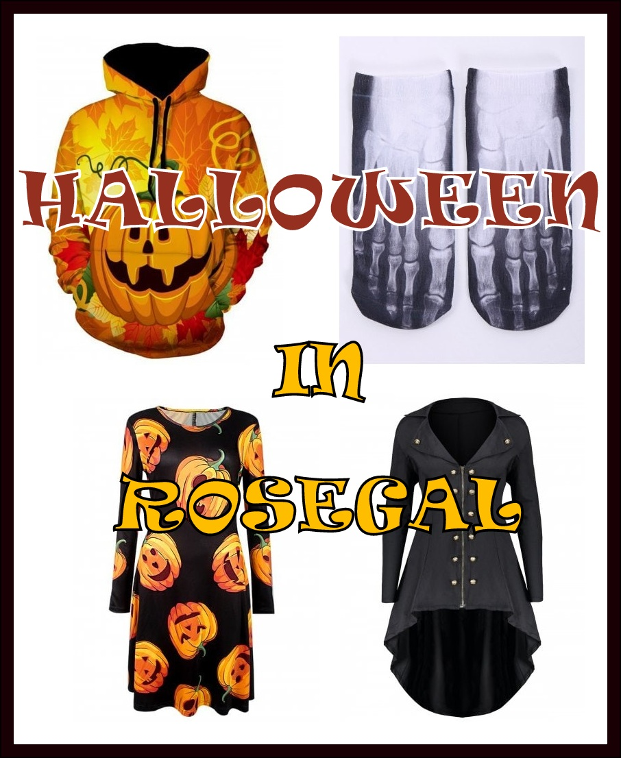 HALLOWEEN TIME IN ROSEGAL - THE BEST PROMOTIONS FOR YOU!