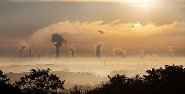contaminacion del ambiente