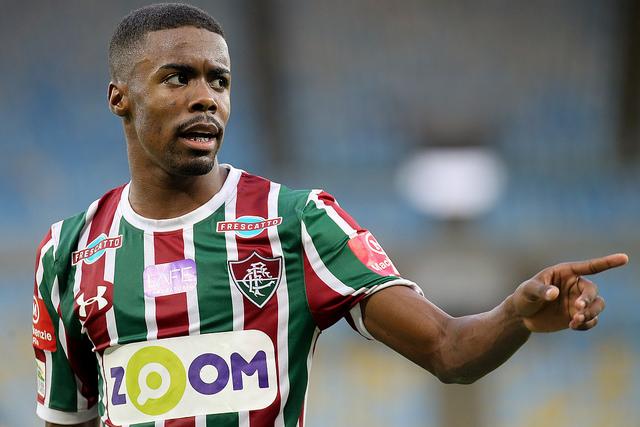 Fluminense pretende negociar Matheus Alessandro d3b8ee531ba7b