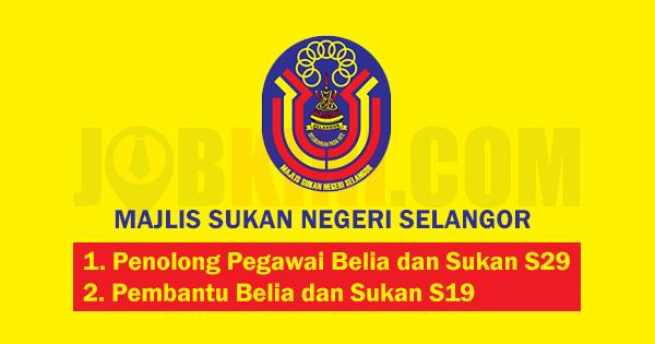 Majlis Sukan Negeri Selangor