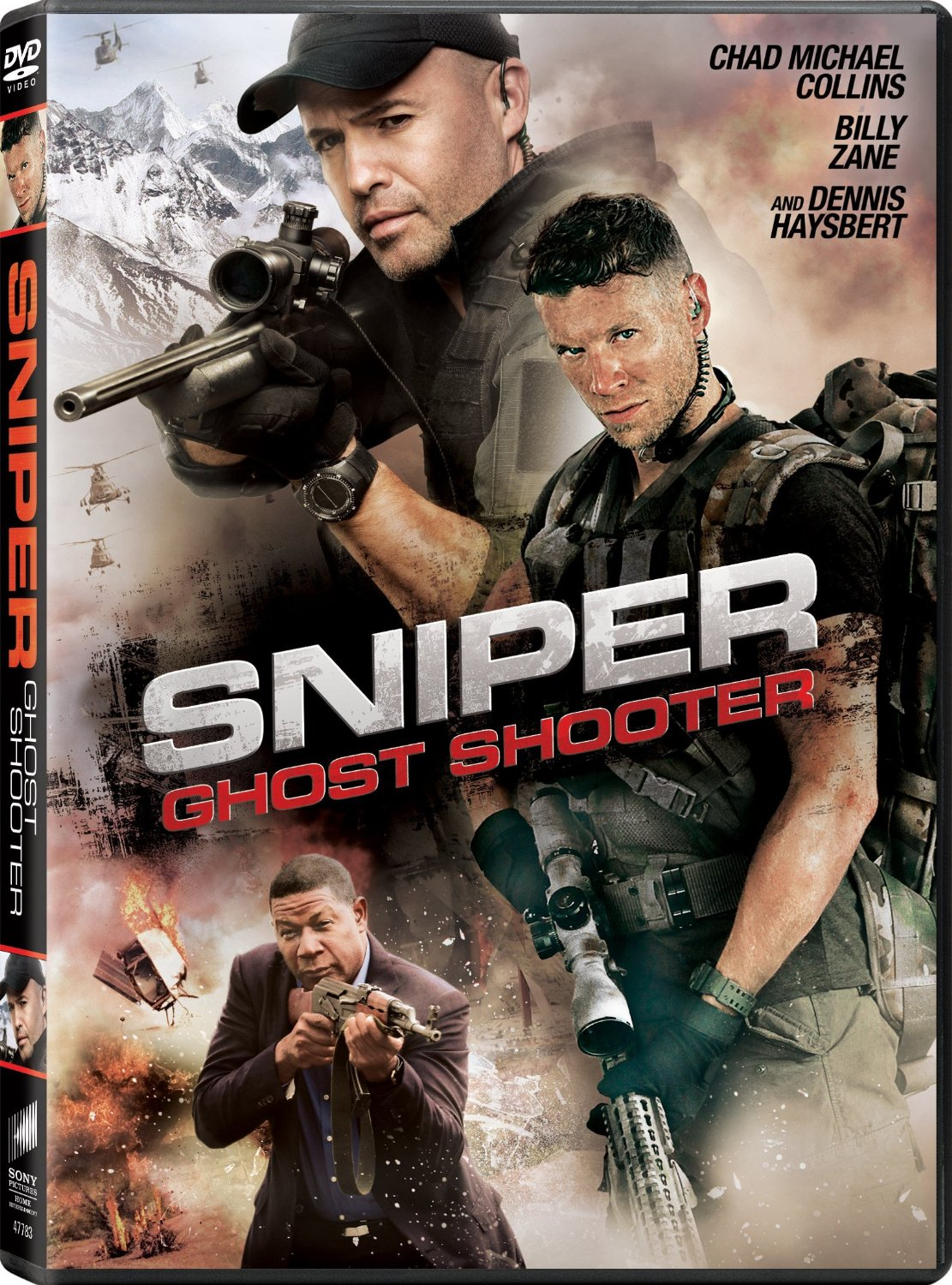COVERS.BOX.SK ::: shooter - high quality DVD / Blueray / Movie
