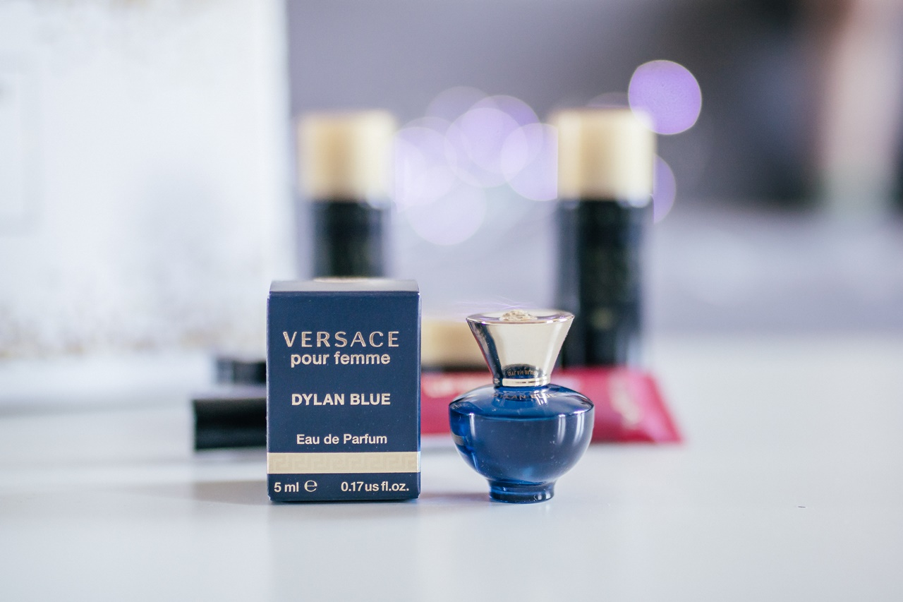 Golden Box no. 4 - Versace Dylan Blue