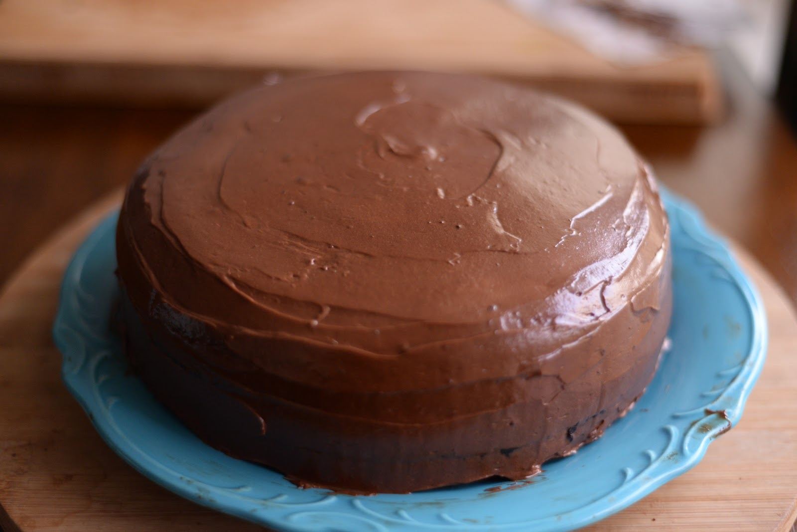 Chocolate Cake With Condensed Milk And Oil