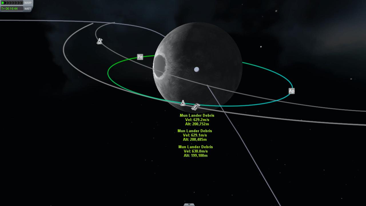 kerbal space program monolith floating - photo #29