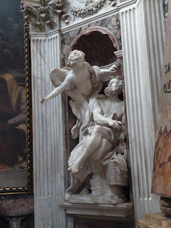 abacuc - Santa Maria del Popolo - como um museu!