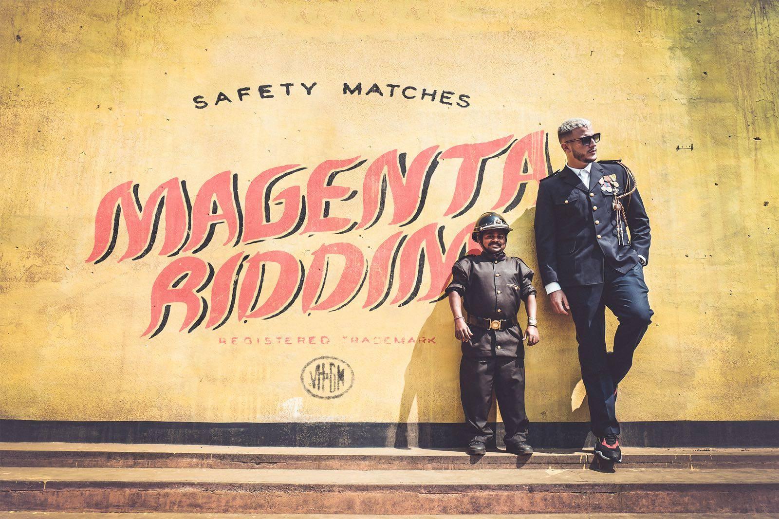 DJ Snake - Magenta Riddim - vídeo musical