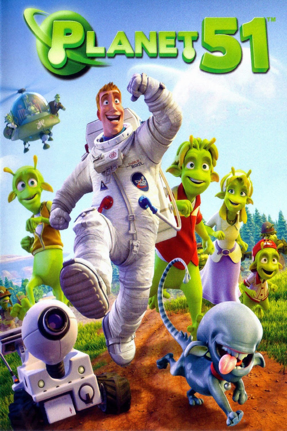 Watch Planet 51 2009 Online For Free Full Movie English -3947