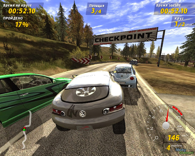 Pc Game Volkswagen GTI Racing Free Download Full version
