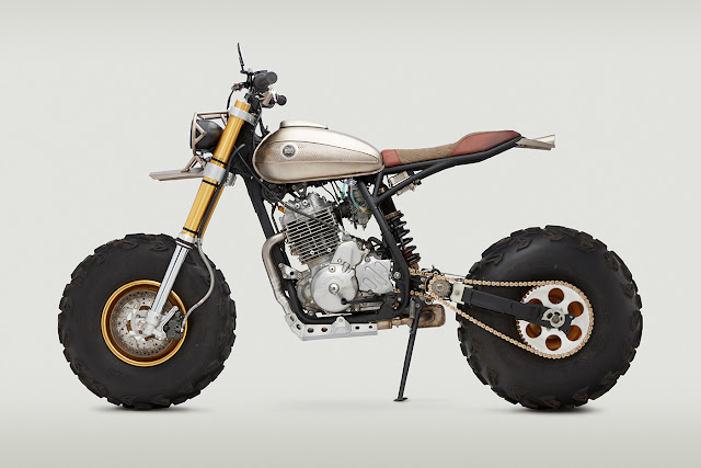 Motocicleta Yamaha BW650