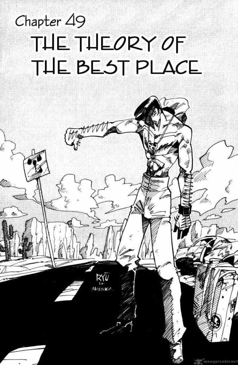 Shaman King [Vua pháp thuật] chap 49 trang 4