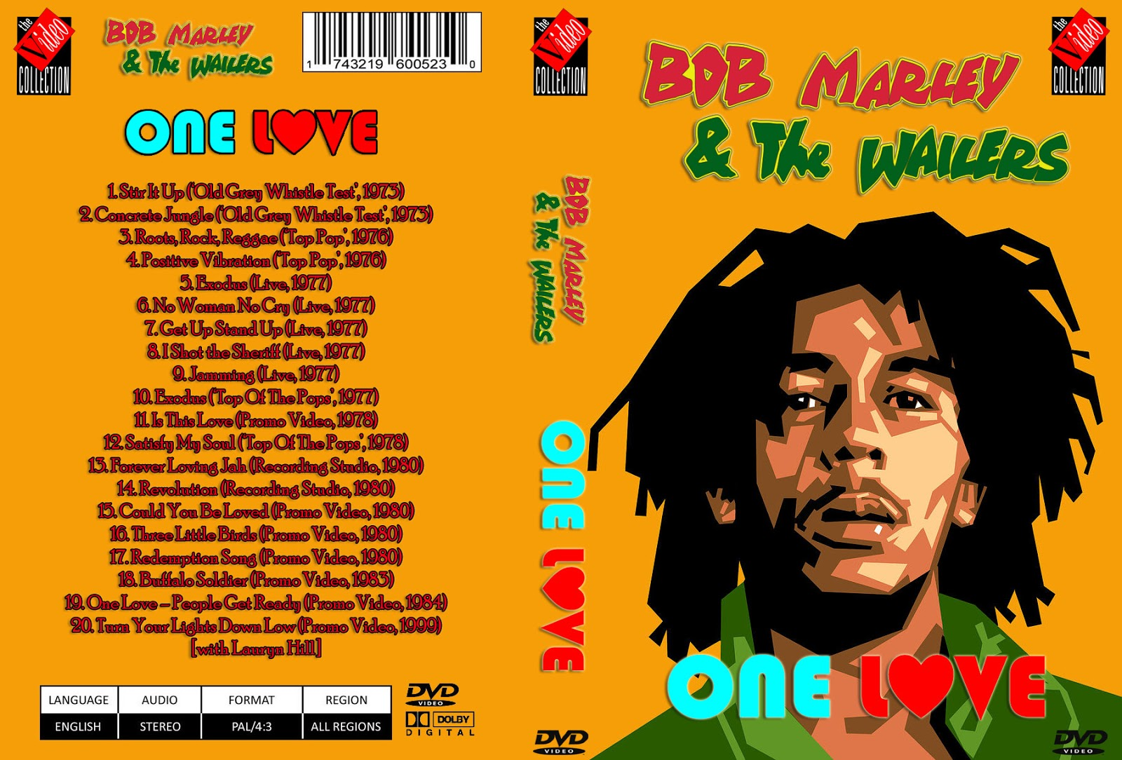 Bob Marley The Wailers Selassie Is The Chapel