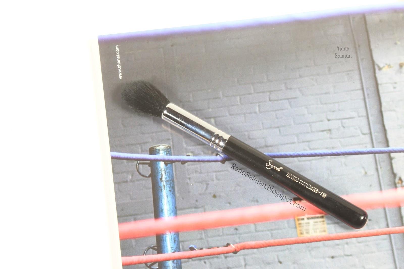 d9871ba7bd44e My Sigma Brushes - Face Brushes فرش سيقما - فرش الوجة - Rano Salman