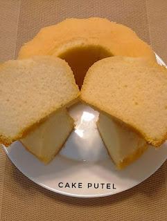 Resep Cake Putih Telur Enak