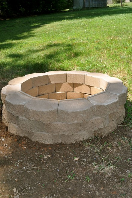 home decor cheap diy fire pits for your backyard