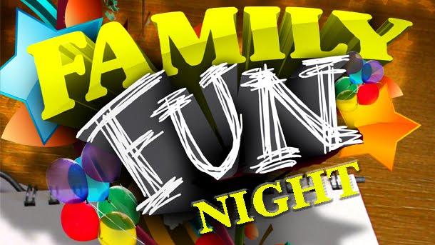 free family fun night clipart - photo #3
