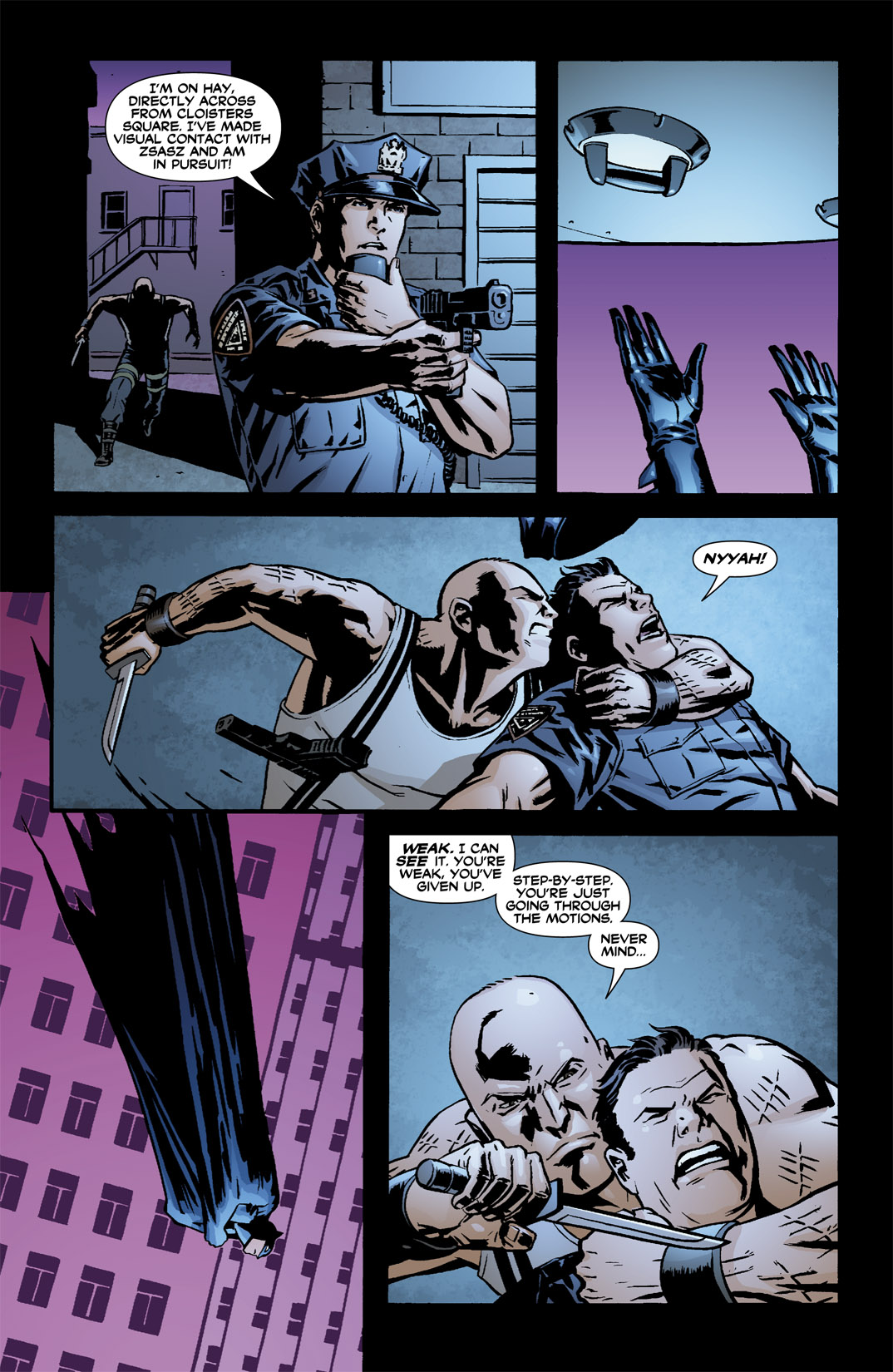 Detective Comics (1937) 816 Page 3