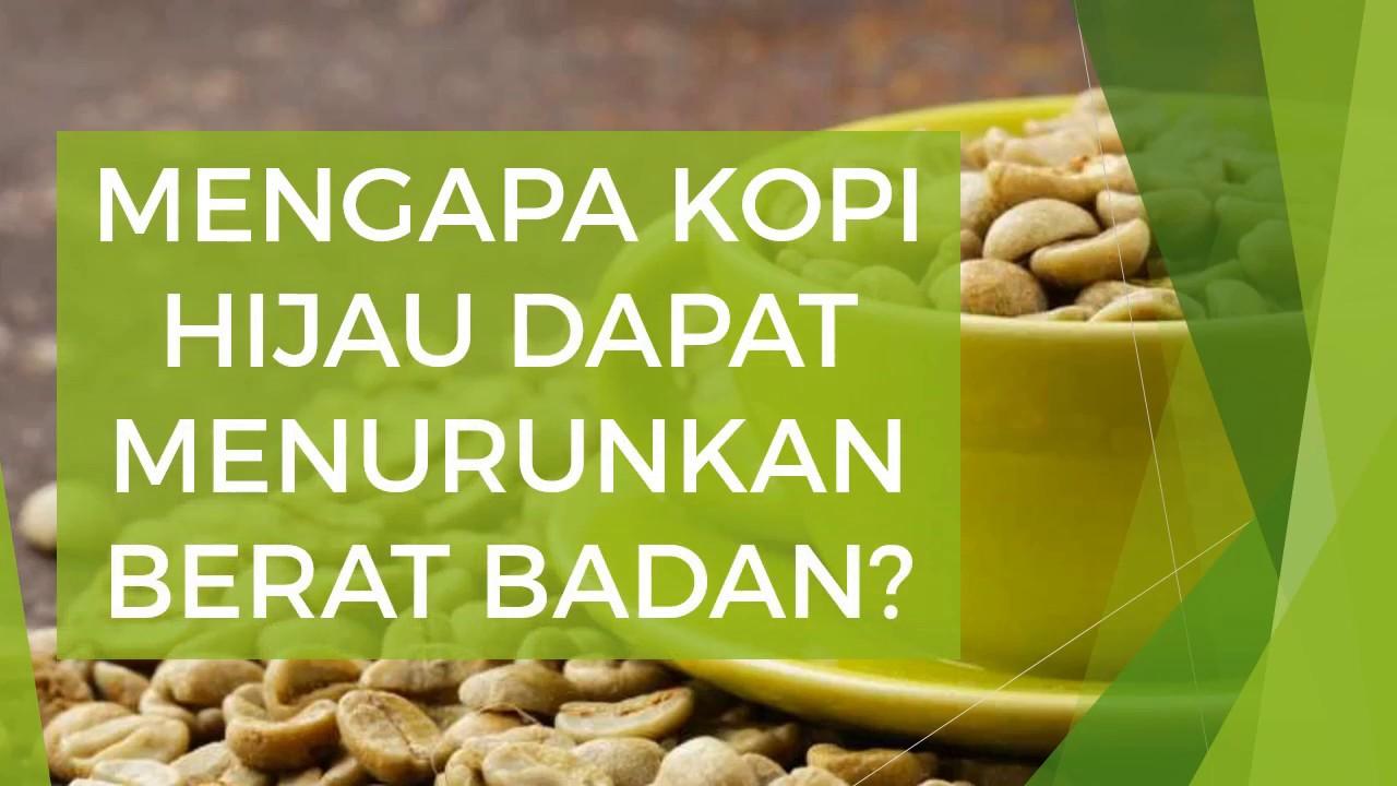 8 Manfaat & Efek Samping Biji Kopi Hijau (Green Coffee Bean)