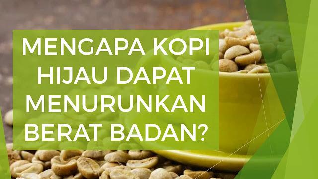 khasiat dari meminum kopi hijau