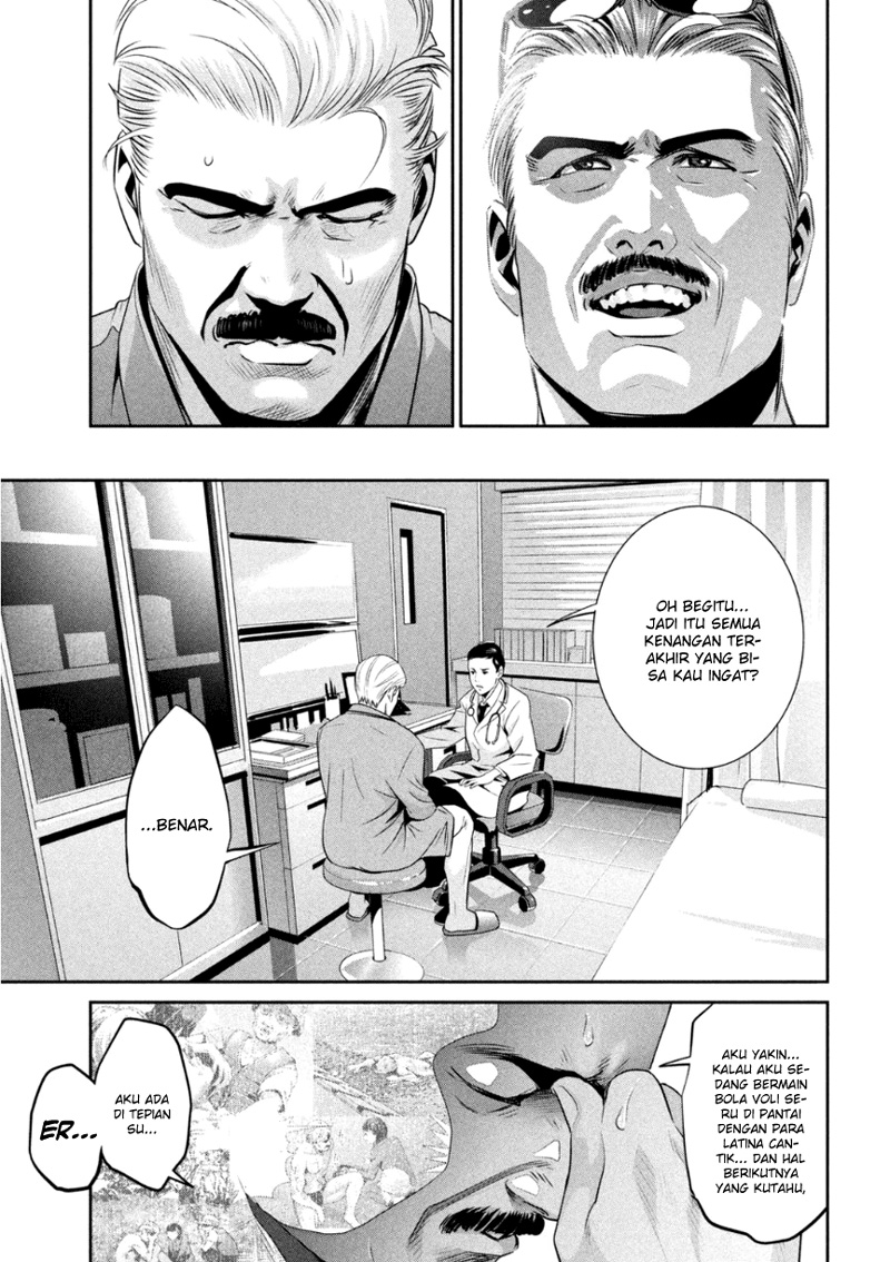 Prison School Chapter 175-10