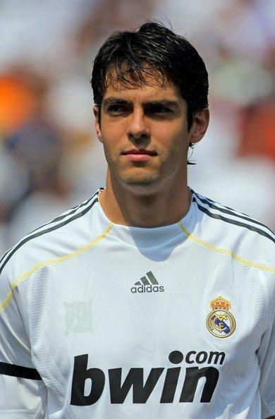 Jogador de futebol mais bonito Ricardo Kaká