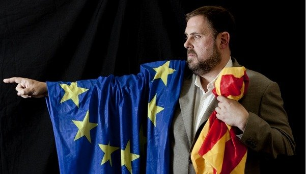 Springtime Of Nations Catalan Nationalists Side With