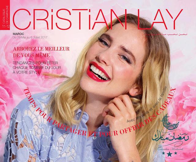 catalogue cristian lay juin juillet 2017
