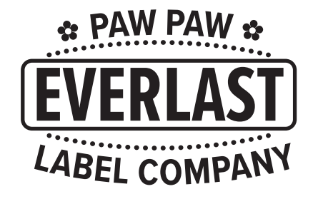 Paw Paw Everlast Label Company - Metal garden labels