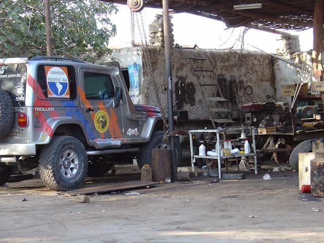 Capture+32 - EXPEDIÇÃO:  MOTORFORT 4x4 - DA AMAZONIA AO PACIFICO PELA INTEROCEANICA -2005