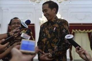 Presiden Joko Widodo kembali menggelar rapat terbatas harga gas untuk industri, Ratas ini menindak lanjuti peraturan Presiden nomor 40 tahun 2016