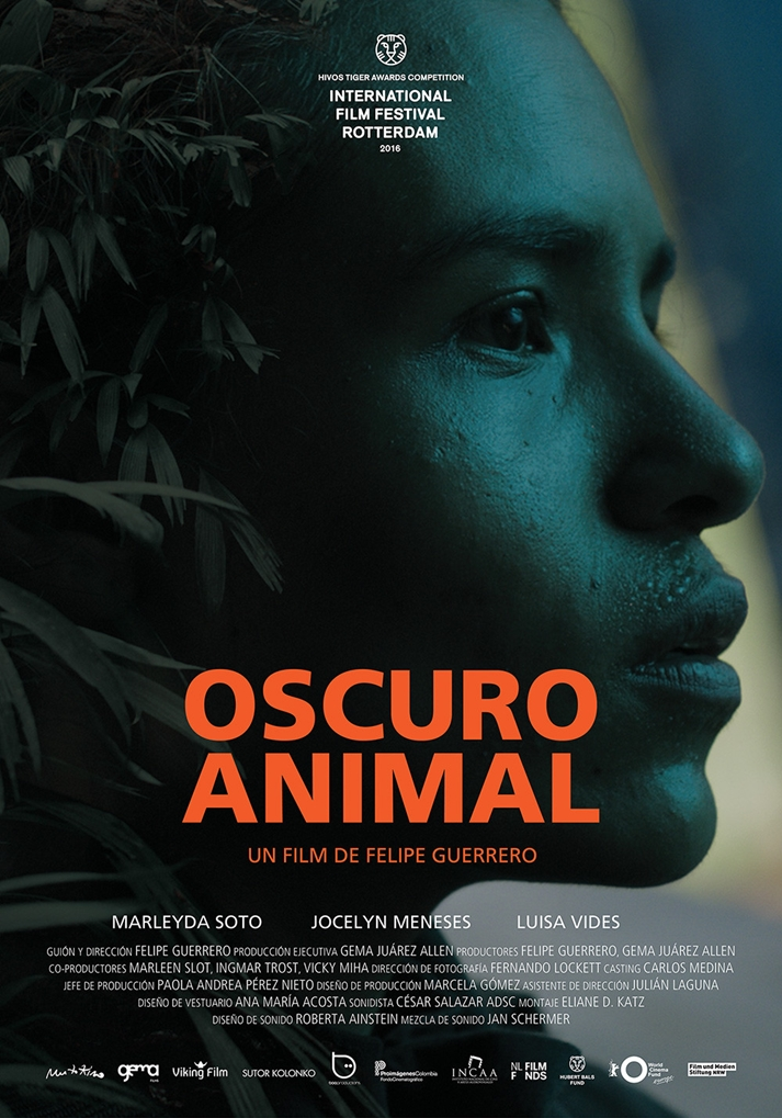 Póster: Oscuro animal