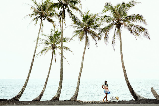 samudra, lost in paradise, hawaii, the drifter blog, ming nomchong,lady slider,maillot de bain,beach wear,pochettes,photo shooting,summer2016
