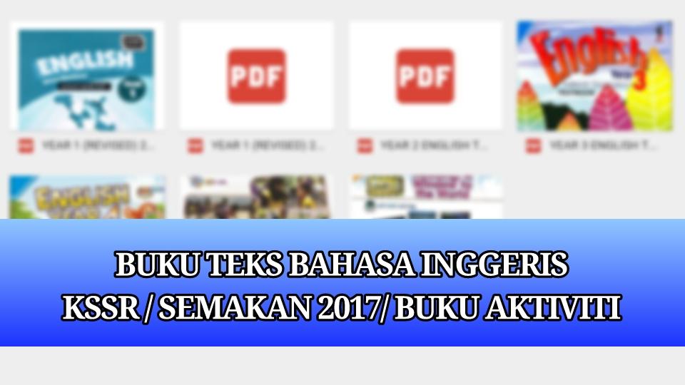Buku Teks KSSR PDF Version - Pendidik2u