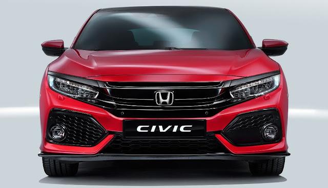 Honda Civic Hatchback - La versión europea presenta nuevos motores