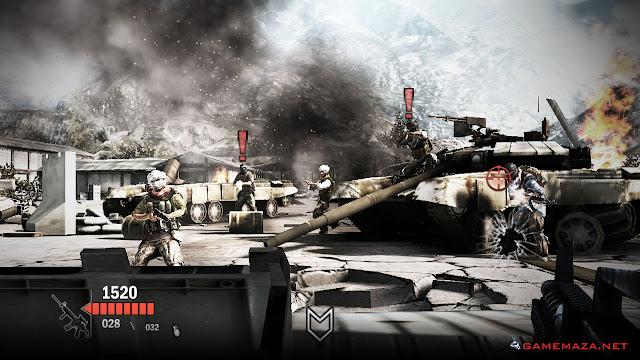 Heavy Fire Afghanistan Gameplay Screenshot 3