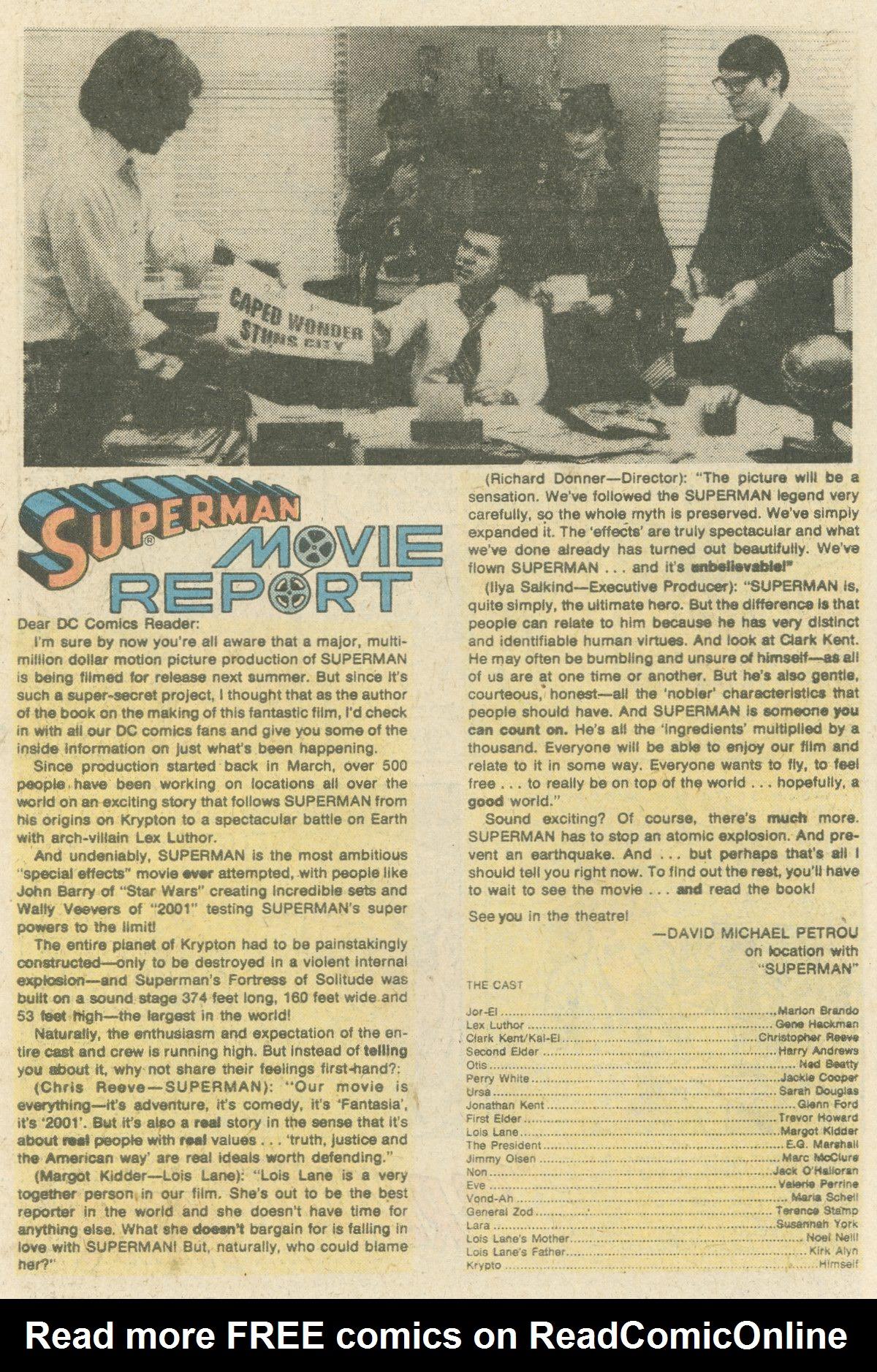 Read online World's Finest Comics comic -  Issue #249 - 42
